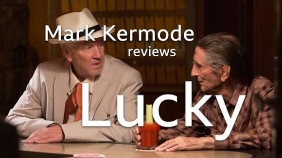 Kremode and Mayo - Mark kermode reviews lucky