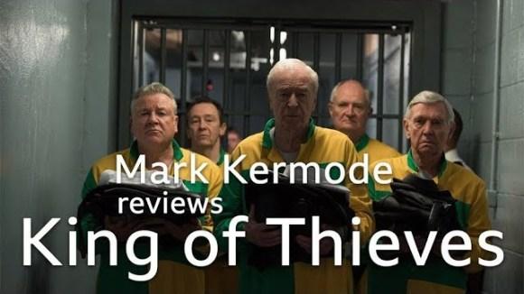 Kremode and Mayo - Mark kermode reviews king of thieves