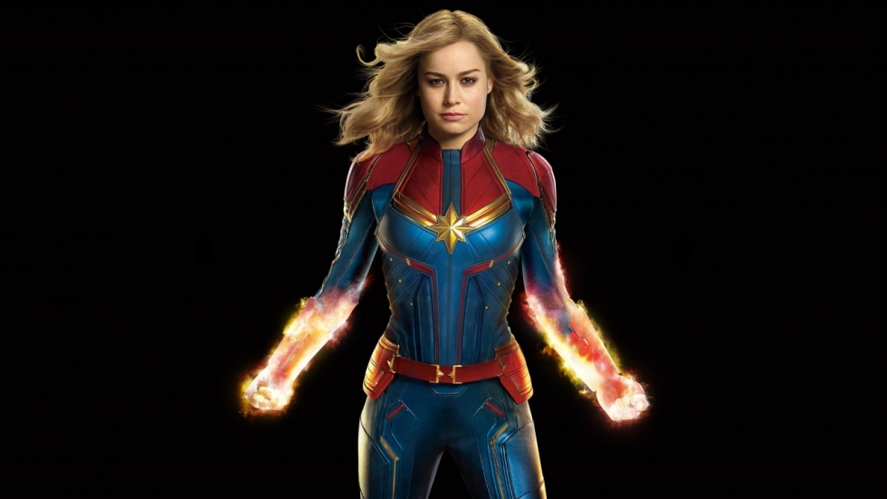 'Captain Marvel' al gehint in 'Captain America: Civil War'?