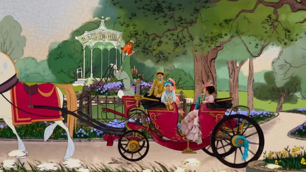 Nostalgische trailer 'Mary Poppins Returns': supercalifragilisticexpialidocious!