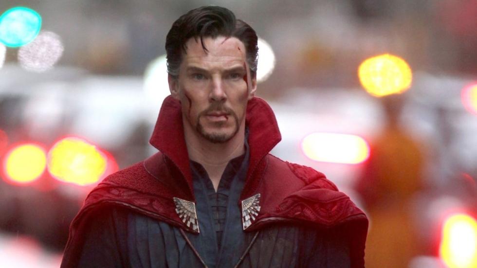 Benedict Cumberbatch tovert derde kindje in buik vrouw