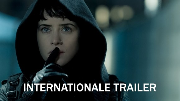 The Girl in the Spider\'s Web - internationale trailer
