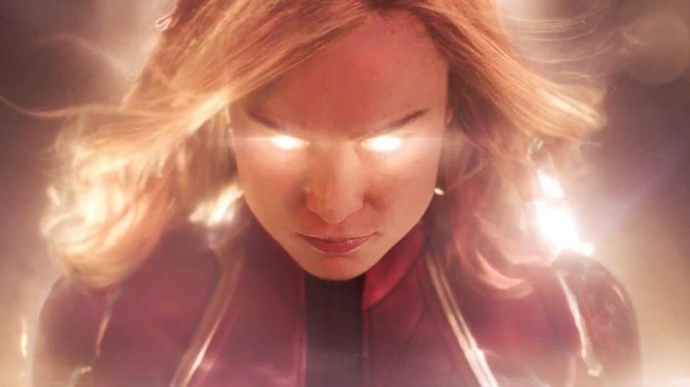 Eerste trailer en poster 'Captain Marvel'!