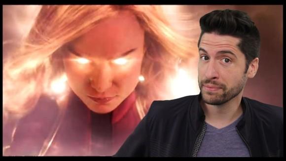 Jeremy Jahns - Captain marvel - trailer review