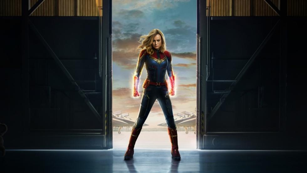 Wat doet die kat op de poster van 'Captain Marvel'?!
