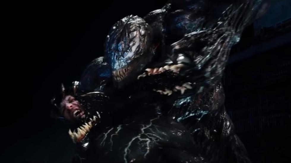 Venom tegen Riot in nieuwe beelden 'Venom'!