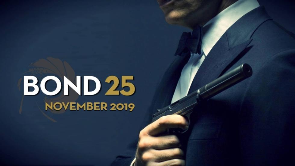 'Bond 25' heeft nieuwe regisseur, startdatum en releasedatum