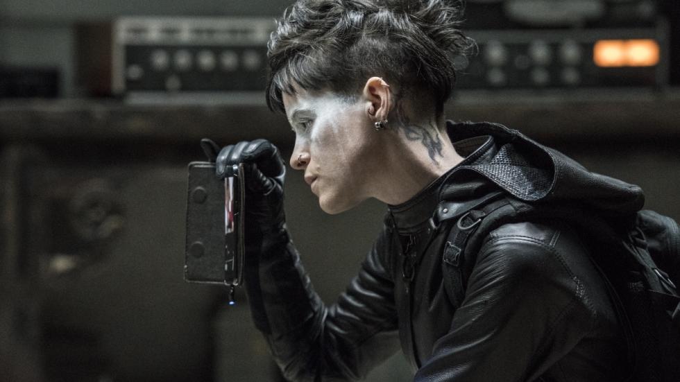 Lisbeth Salander is feministische Batman in 'The Girl in the Spider's Web'