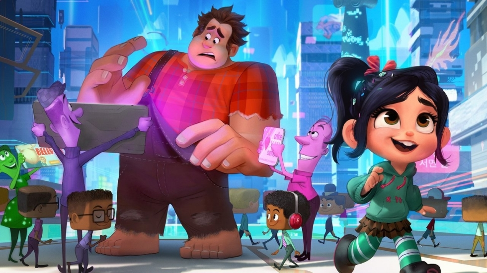 Gal Gadot te horen in Disney's 'Ralph Breaks the Internet'