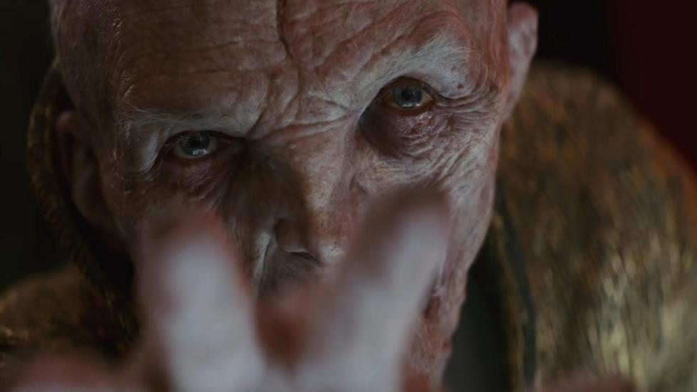 Snoke terug in 'Star Wars: Episode IX'?