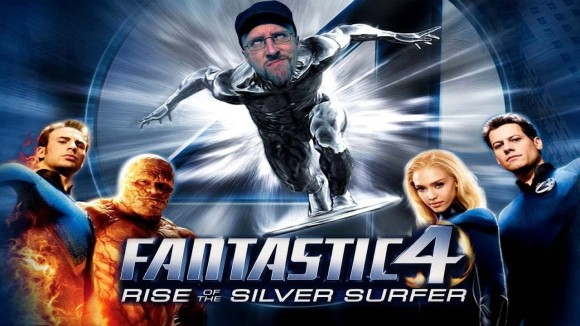 Channel Awesome - Fantastic four: rise of the silver surfer - nostalgia critic