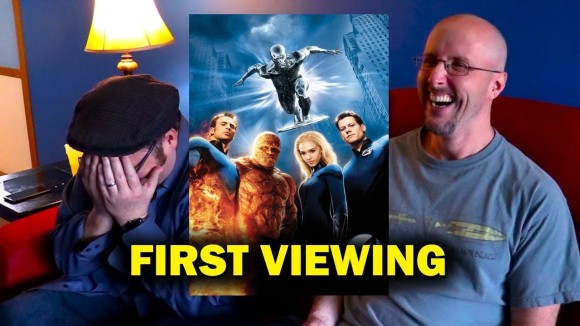 Channel Awesome - Fantastic four: rise of the silver surfer - first viewing