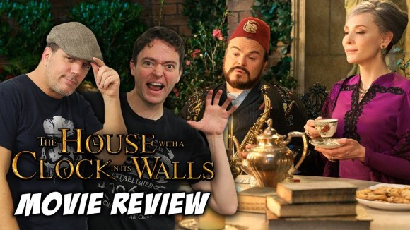 Schmoes Knows - The house with a clock in its walls movie review