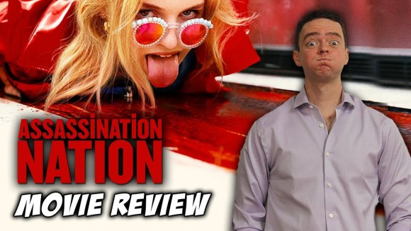 Schmoes Knows - Assassination nation movie review