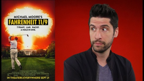 Jeremy Jahns - Fahrenheit 11/9 - movie review