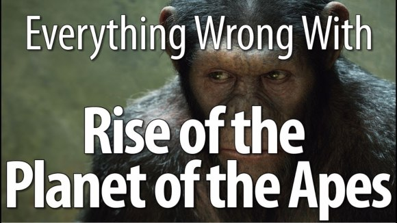 CinemaSins - Everything wrong with rise of the planet of the apes