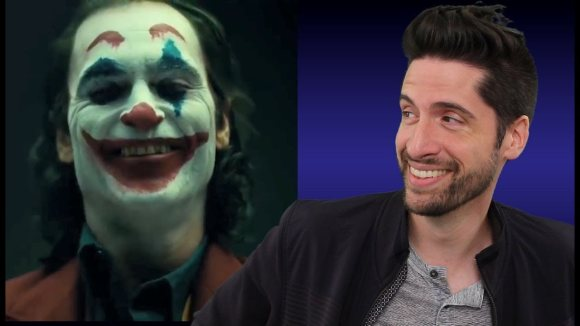 Jeremy Jahns - Joaquin phoenix joker makeup reveal  (my thoughts)