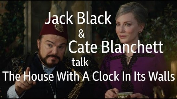 Kremode and Mayo - Jack black and cate blanchett interviewed by simon mayo