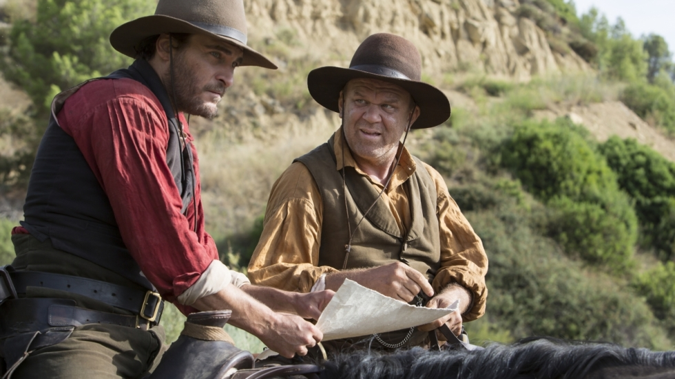 Grote sterrencast in trailer western 'The Sisters Brothers'