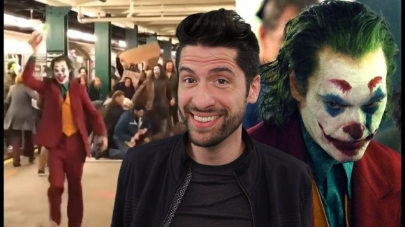 Jeremy Jahns - Joaquin phoenix joker - subway footage & new pics (my thoughts)