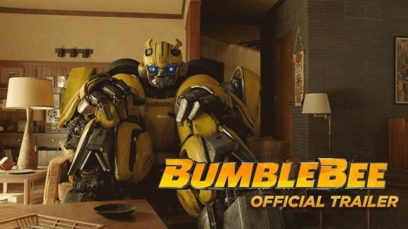 Bumblebee - trailer 2