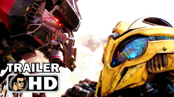 Bumblebee - international trailer 2