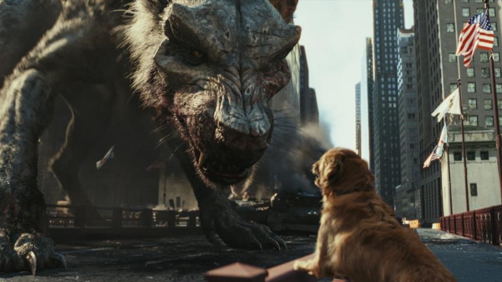Blu-ray review 'Rampage: Big meets Bigger' - The Rock als alleskunner