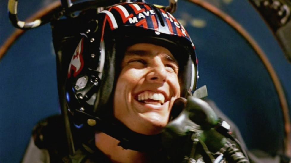 Foto's 'Top Gun: Maverick' met Tom Cruise!
