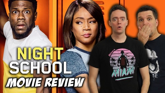 Schmoes Knows - Night school movie review