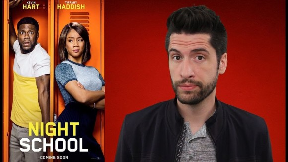 Jeremy Jahns - Night school - movie review