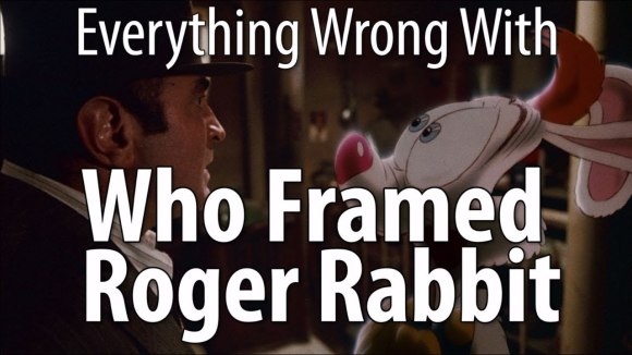 CinemaSins - Everything wrong with who framed roger rabbit