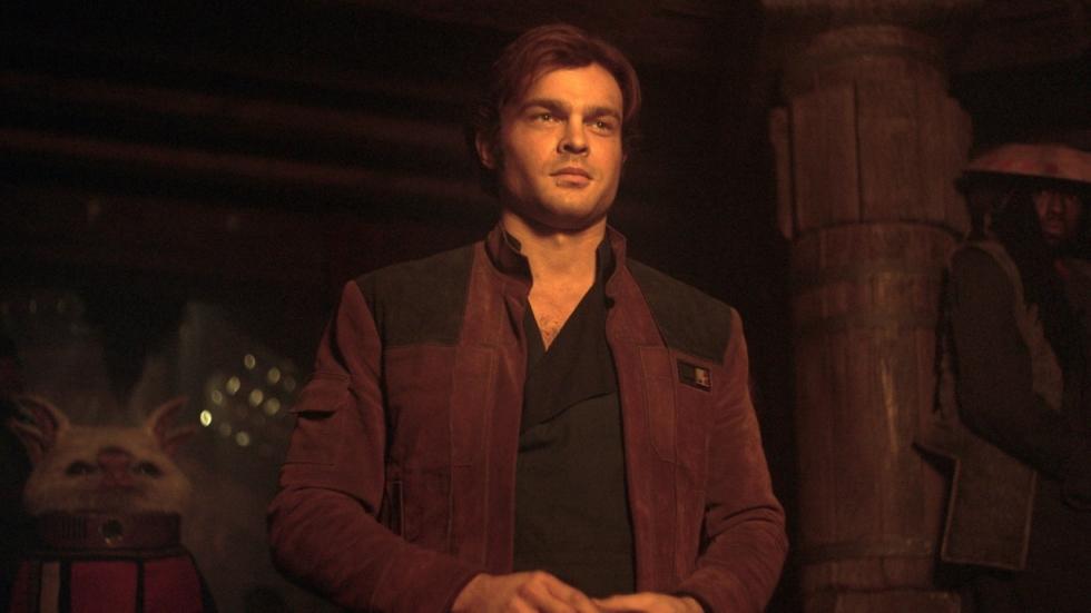 Hoe Alden Ehrenreich zijn Solo-casting vierde