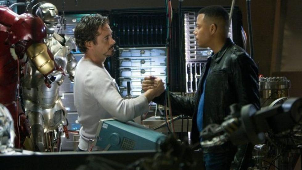 """Terrence Howard: """"Iron Man kan de pot op!"""""""