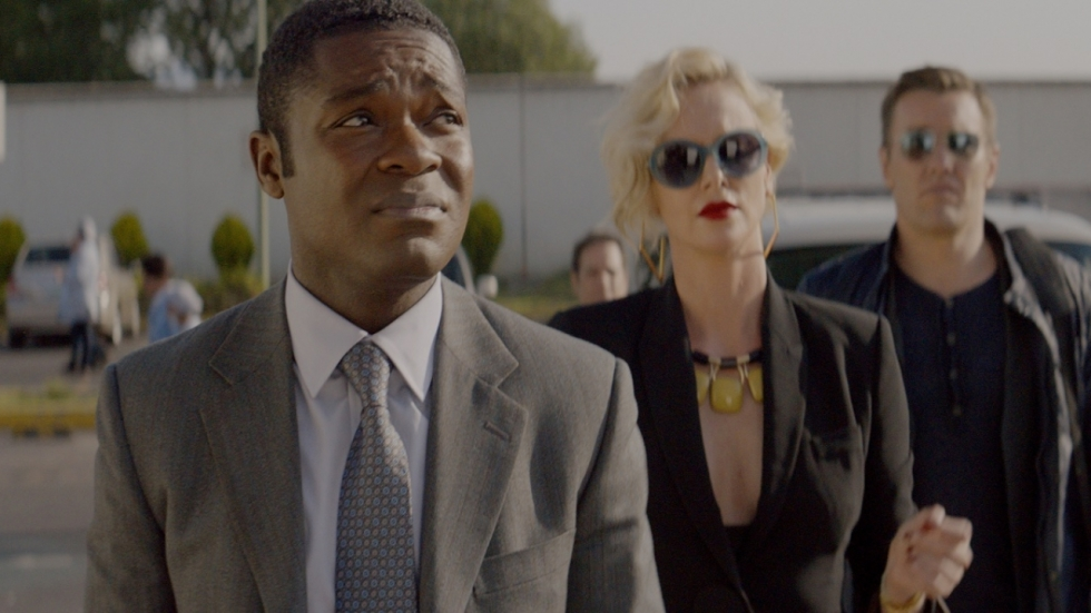Blu-ray review 'The Gringo' - Trammelant in Mexico