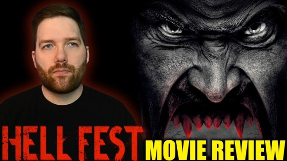 Chris Stuckmann - Hell fest - movie review