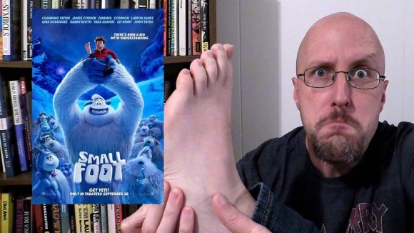 Channel Awesome - Smallfoot - doug reviews