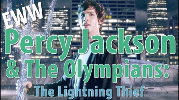 CinemaSins - Everything wrong with percy jackson & the olympians: the lightning thief