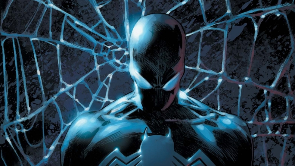 Zwarte Spider-Man in actie voor 'Spider-Man: Far From Home'