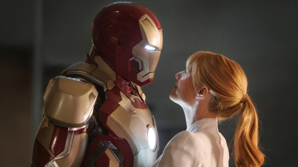 'Iron Man'-actrice Gwyneth Paltrow sluit huwelijk voor 2e keer