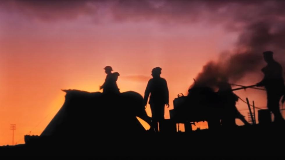 Indrukwekkende trailer 'They Shall Not Grow Old' van Peter Jackson