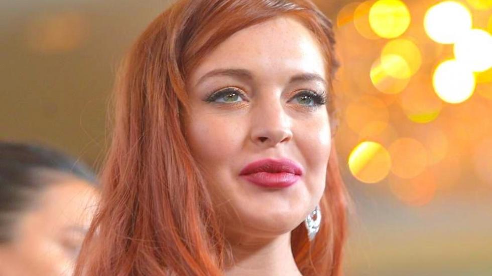 Heftige beelden: Lindsay Lohan probeert Syrische kinderen te ontvoeren!