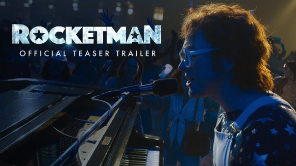 Rocketman - teaser trailer