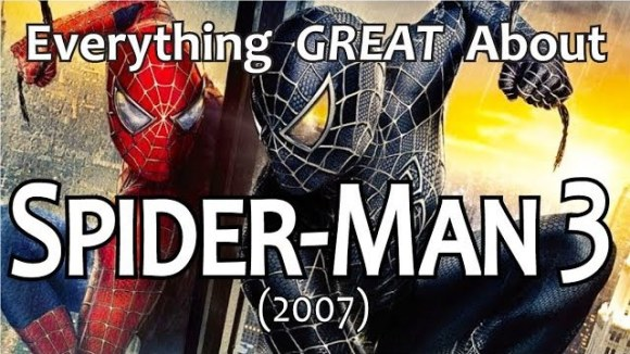 CinemaWins - Everything great about spider-man 3!