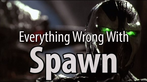 CinemaSins - Everything wrong with spawn in 18 minutes or less
