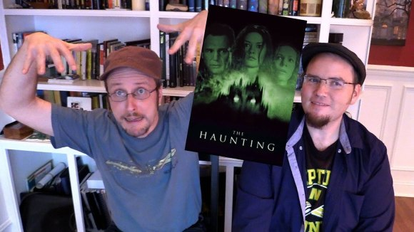 Channel Awesome - The haunting - nostalgia critic