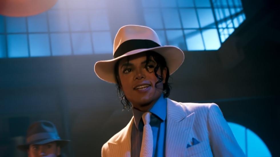 Michael Jackson wilde James Bond spelen