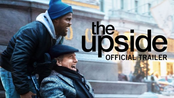 The Upside - official trailer