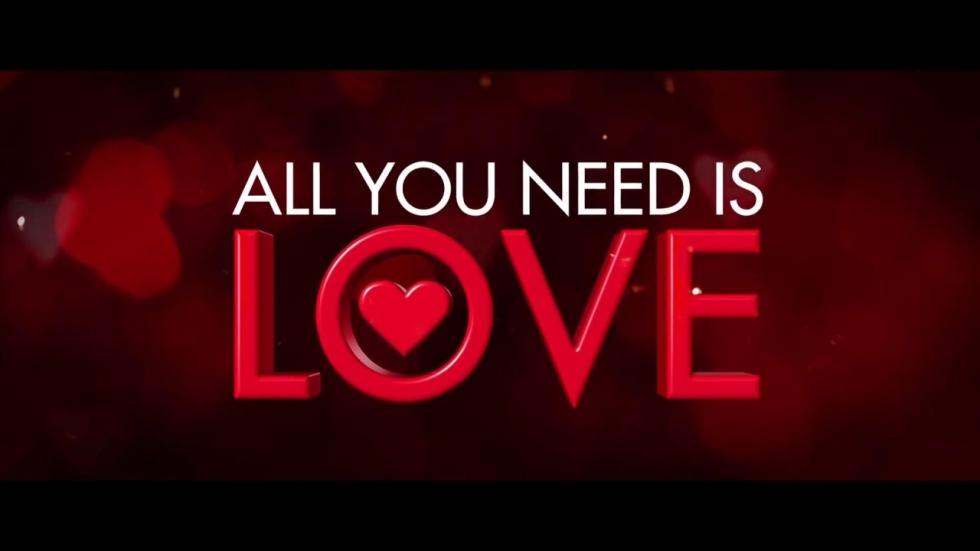 Trailer 'All You Need Is Love': Geen gebrek aan liefde in Nederlandse romkom