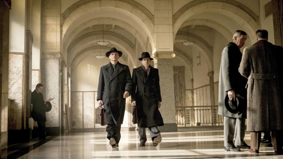 Blu-ray review 'Bankier van het Verzet' - Prima WOII-film met Barry Atsma