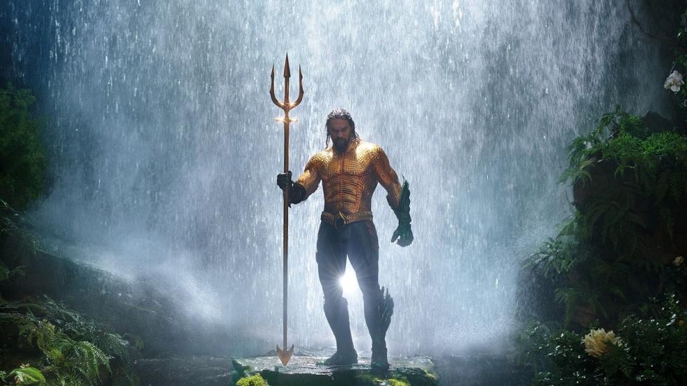 Overtuigende en grootse trailer voor 'Aquaman'!